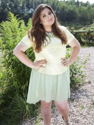 Yellow Mint Summer Dress