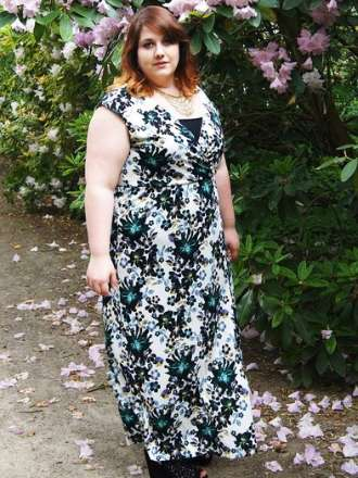 Flower Maxidress