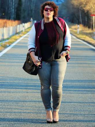 Sporty Chic Style