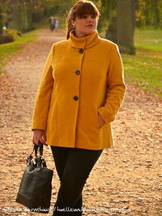 Yellow Coat - Mantelliebe