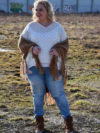 Plussize Hippie Outfit