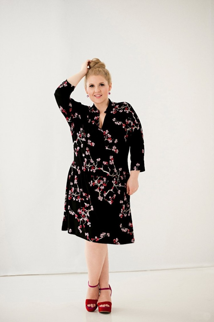 plus size mode auf fashionreise mit maite kelly incurvy plus size fashion blog. Black Bedroom Furniture Sets. Home Design Ideas