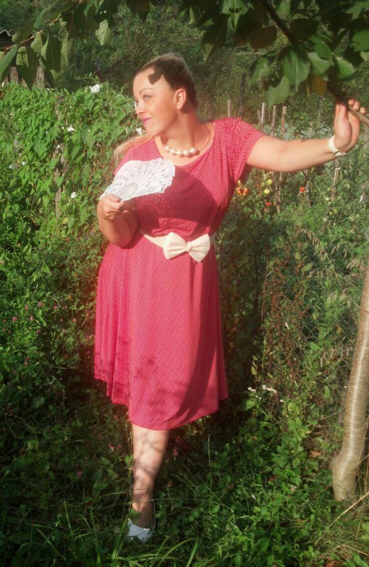 Auf den Punkt gebracht: Meine liebsten Vintage Kleider - INCURVY ...