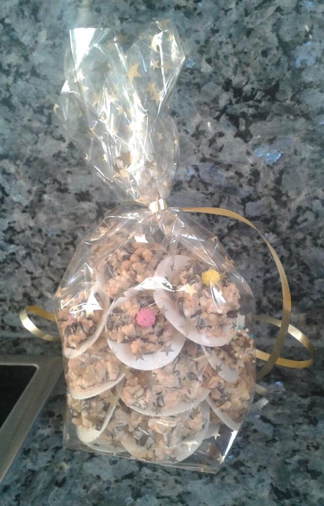 schokokekse rezept als kleines weihnachtsgeschenk