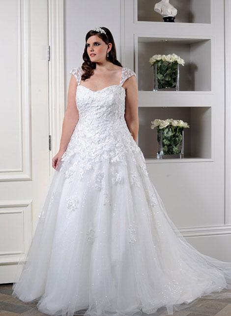Hochzeitskleider Fur Grosse Grossen Incurvy Plus Size Fashion Blog