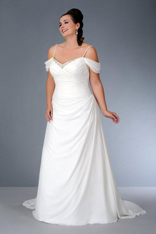 Brautkleid große Größen jetzt entdecken!