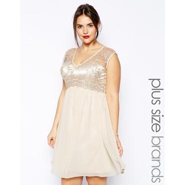 47790b09a8d Partykleider für curvy Ladies - INCURVY Plus-Size Fashion - BLOG