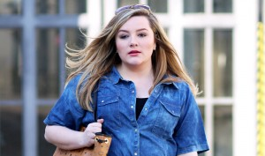 Denim Trend: Jeanskleid in Plus Size