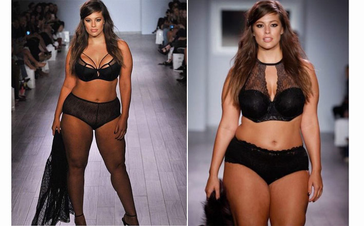 Plus Size Models verführen auf der New York Fashion Week!