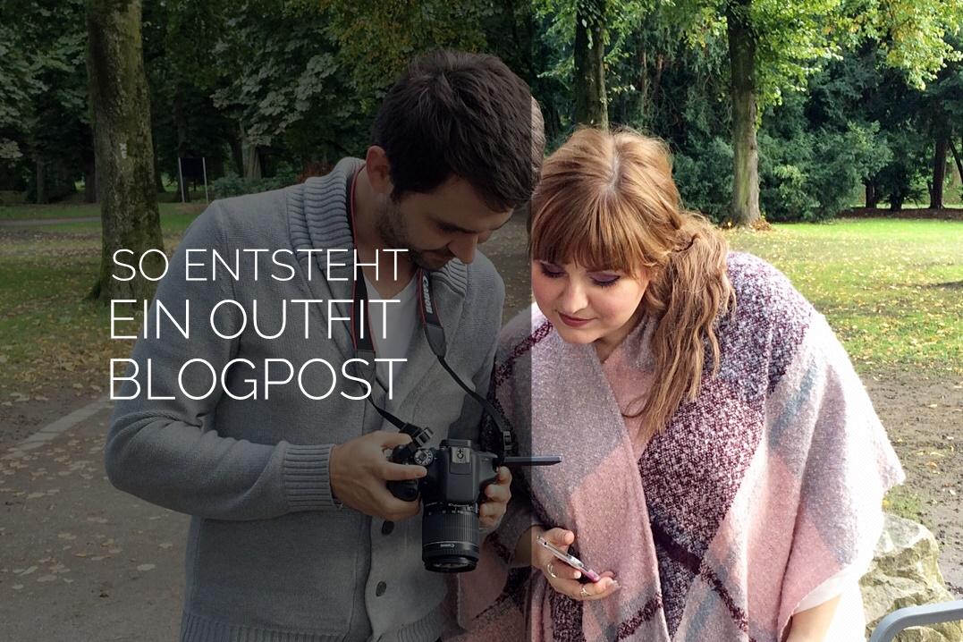 So entsteht ein Outfit Blogpost - zu den Tipps!