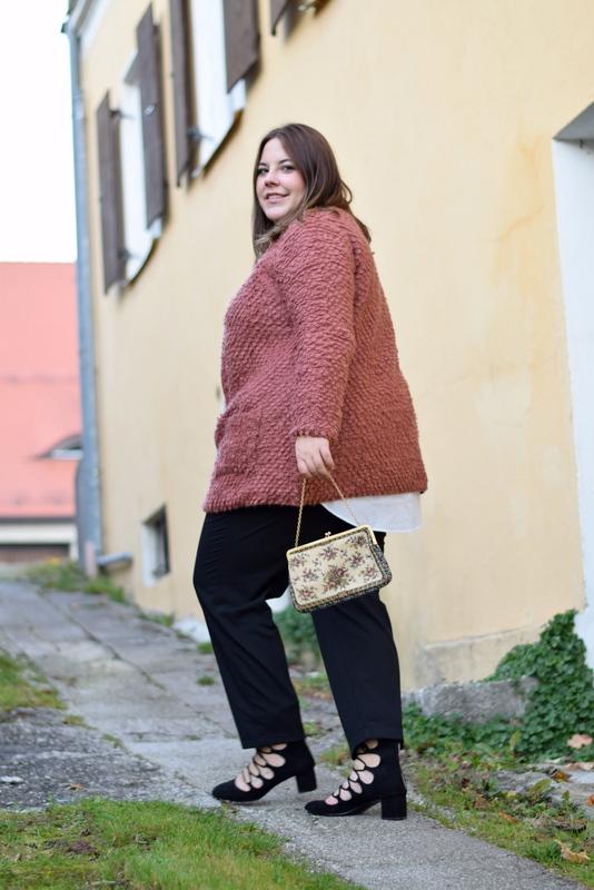 Eine Plus Size Bluse – drei Looks!