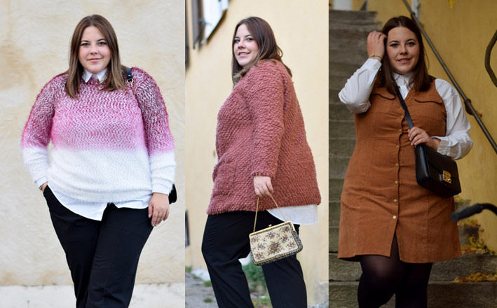 Dieses Plus Size Outfit ist für den Herbst perfekt!