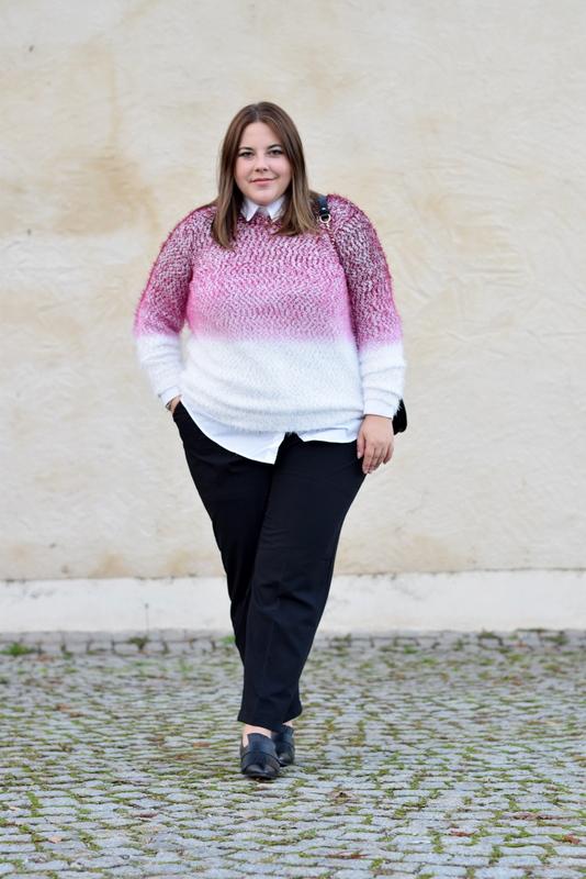 Dieses Plus Size Outfit ist für den Herbst ideal!