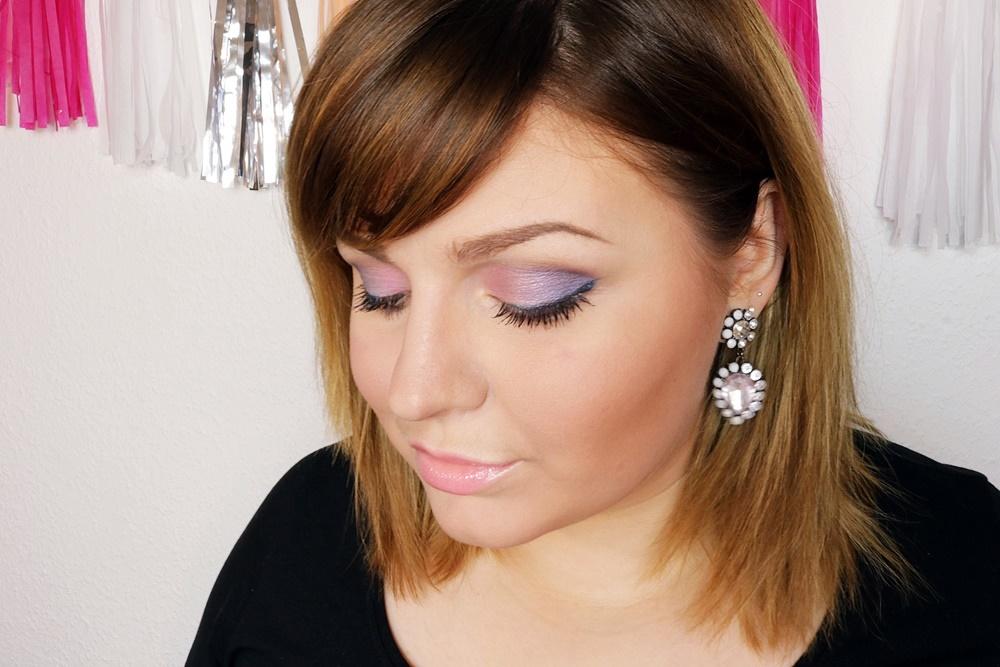 Rose Quartz Serenity Makeup 6