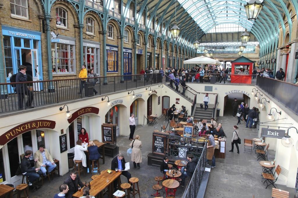 Jetzt London Shopping-Trip planen!