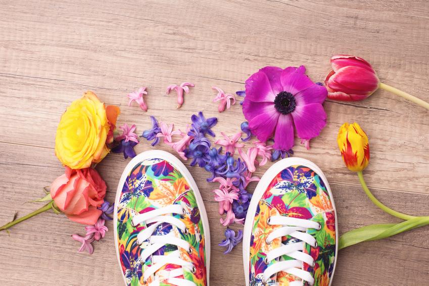 Sneaker pflegen und reinigen - die besten Tipps!