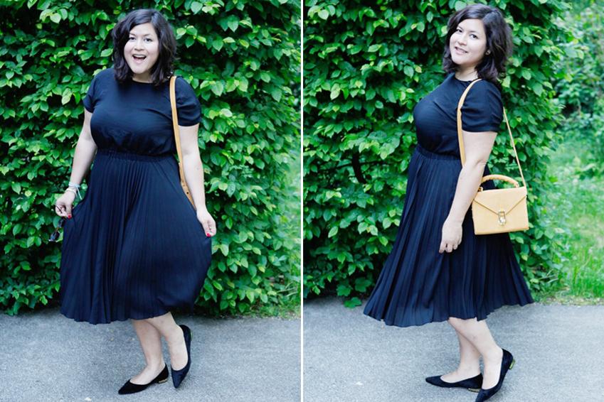 35d40a7f0b Schmeichelhafte Kleiderformen für den Sommer - INCURVY Plus-Size ...