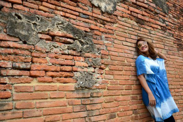 Batik Kleider und Shirts - wieder im Trend!