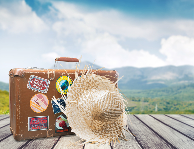 Welcher Koffer passt zu welcher Reise?