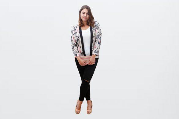 Schmeichelhafte Kleidung für große Plus Size Frauen - Tipps!