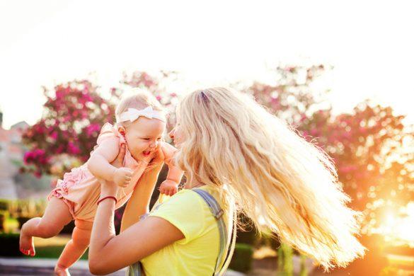 Einfache Styling-Ideen für Mütter - hier entdecken!