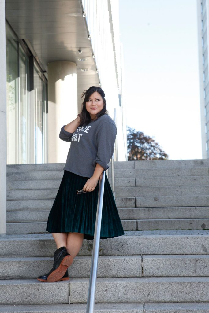 Herbst Looks Plus Size