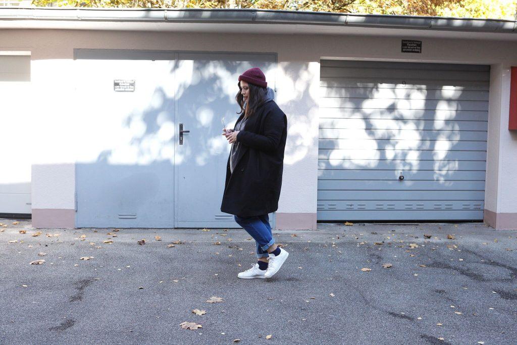 Herbst Outfits große Größen