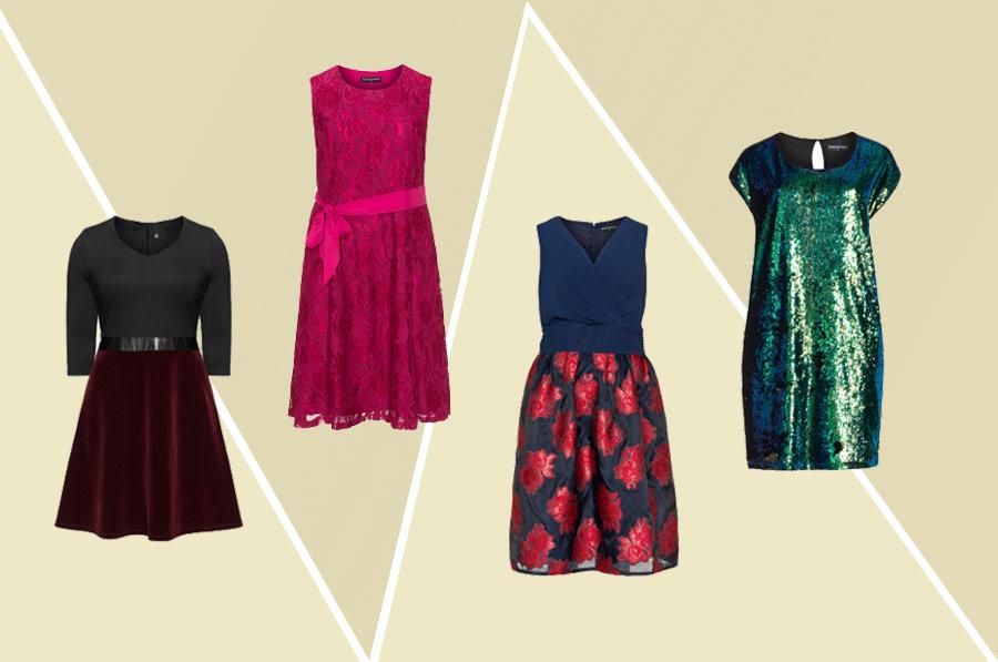 Outfit-Ideen für Weihnachten - hier!
