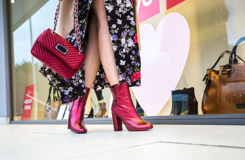 Rote Schuhe: Must-Haves für den Herbst