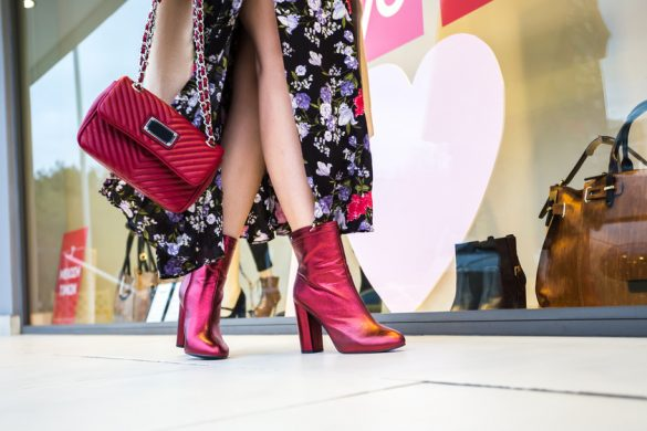 Modetrends Frühjahr Sommer 2018 - hier!