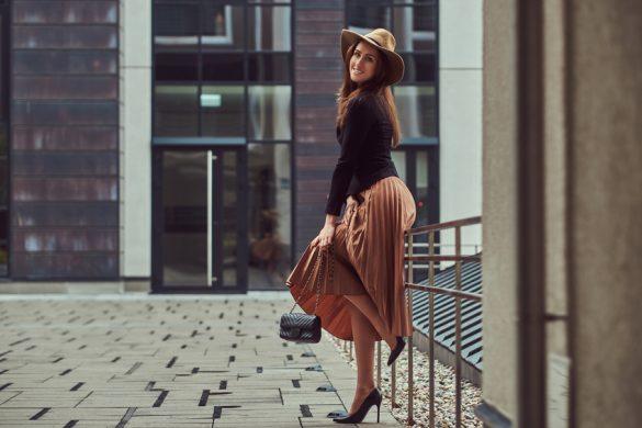 Trendteil Midirock - Fashion Tipps hier entdecken!