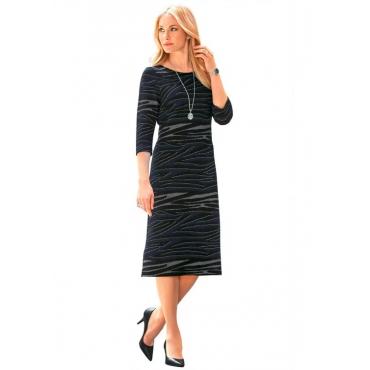 Elegantes Kleid schwarz Gr. 52 von Atelier Goldner Schnitt