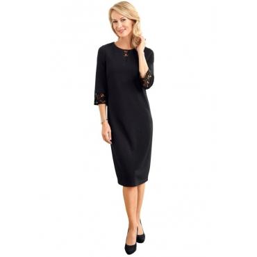 Kleid schwarz Gr. 40 von Atelier Goldner Schnitt