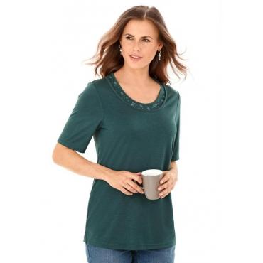 Shirt (Doppelpack) grün Gr. 54 von Atelier Goldner Schnitt