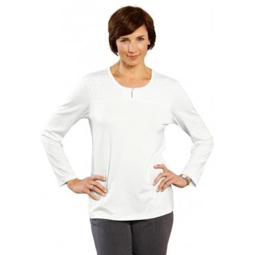 Shirt weiß Gr. 52 von Atelier Goldner Schnitt