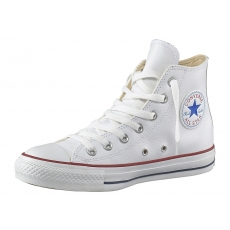 Converse All Star Basic Leather Sneaker weiß 37,39,41,43,45