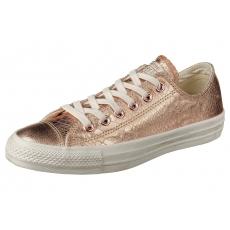 Converse All Star Snake Ox Sneaker bronzefarben 37,39,41,42
