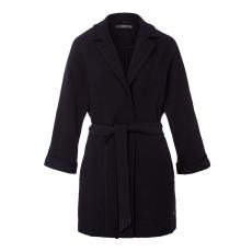 Damen BRAX Rene - Damenwirkjacke Must have: Trendige Cut and Sewn-Kimonojacke BRAX blau 48