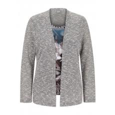 Damen Rabe 2-in-1-Pullover mit individueller Struktur THOMAS RABE natur 48,50