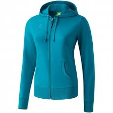 ERIMA ERIMA Hooded Jacket Damen blau 48