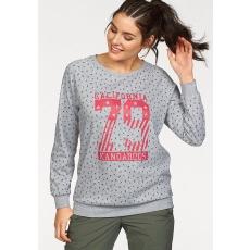 KangaROOS Damen Sweatshirt grau 32/36/40/44/48/50