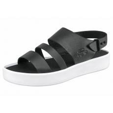 Lacoste Sandale Pirle Sandal 117 1 schwarz-weiß 35,5,37,39,5,5,42
