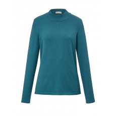 MONA Damen Mona Pullover in Traumhaft-Qualität blau 48,50,52