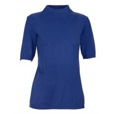 MONA Damen Mona Pullover in Traumhaft-Qualität blau 48,50