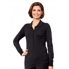MONA Damen Mona Pullover in Traumhaft-Qualität schwarz 48,50,52