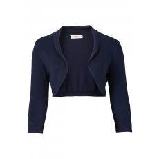 SHEEGO STYLE Damen Style Bolero blau 48,50,52,54,56,58