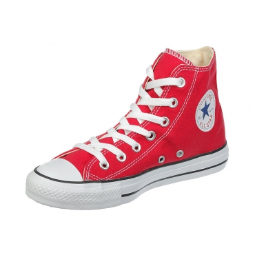 Sneaker Chuck Taylor All Star Hi Converse rot 37,39,41,43,45