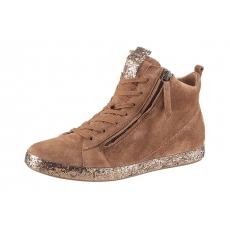 Sneaker Gabor goldfarben 35,37,41,43,44