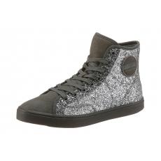 Sneaker Sonet Bootie Esprit silberfarben 37,39,41,42