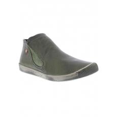 softinos Slipper INGE washed leather HW17 SOFTINOS grün 35,37,39,41,43